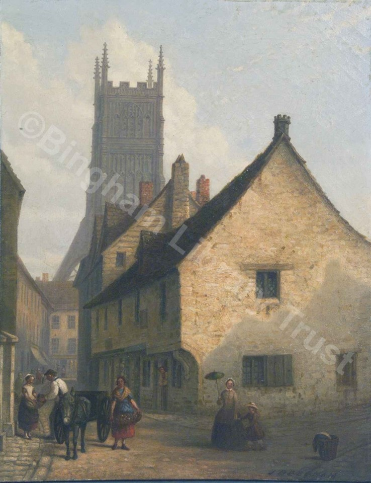 Bingham Trustees Painting