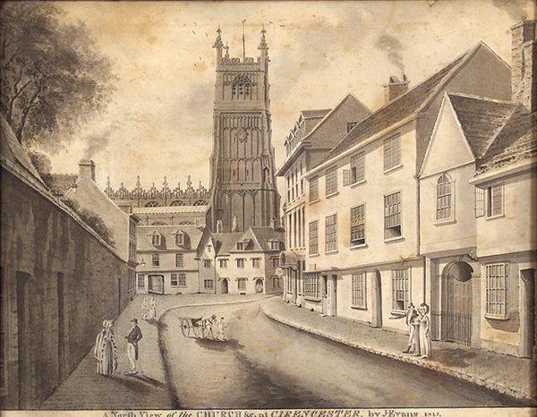 Cirencester Church